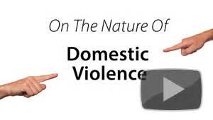 Research paper on domestic violence conclusion